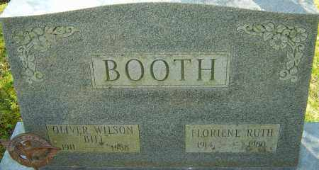 BOOTH, OLIVER WILSON - Franklin County, Ohio | OLIVER WILSON BOOTH - Ohio Gravestone Photos