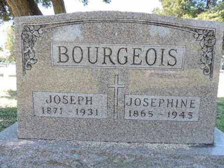 BOURGEOIS, JOSEPHINE - Franklin County, Ohio   JOSEPHINE BOURGEOIS - Ohio Gravestone Photos