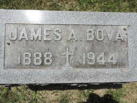 BOVA, JAMES A. - Franklin County, Ohio | JAMES A. BOVA - Ohio Gravestone Photos