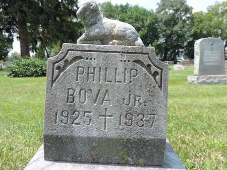 BOVA, PHILLIP JR. - Franklin County, Ohio | PHILLIP JR. BOVA - Ohio Gravestone Photos