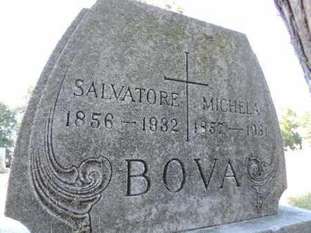 BOVA, SALVATORE - Franklin County, Ohio | SALVATORE BOVA - Ohio Gravestone Photos