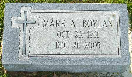 BOYLAN, MARK A - Franklin County, Ohio | MARK A BOYLAN - Ohio Gravestone Photos