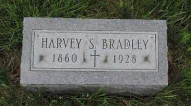 BRADLEY, HARVEY S. - Franklin County, Ohio | HARVEY S. BRADLEY - Ohio Gravestone Photos