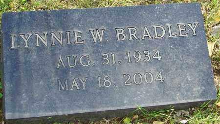 BRADLEY, LYNNIE - Franklin County, Ohio | LYNNIE BRADLEY - Ohio Gravestone Photos