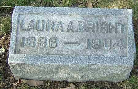 BRIGHT, LAURA ARIZONA - Franklin County, Ohio | LAURA ARIZONA BRIGHT - Ohio Gravestone Photos