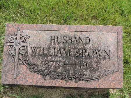 BROWN, WILLIAM - Franklin County, Ohio   WILLIAM BROWN - Ohio Gravestone Photos