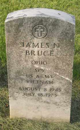 BRUCE, JAMES N. - Franklin County, Ohio   JAMES N. BRUCE - Ohio Gravestone Photos