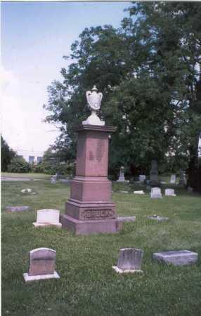 BRUCK, MONUMENT - Franklin County, Ohio | MONUMENT BRUCK - Ohio Gravestone Photos