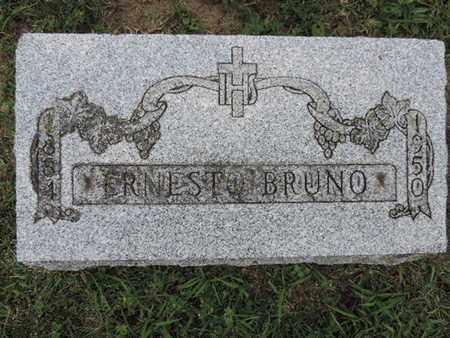 BRUNO, ERNESTO - Franklin County, Ohio | ERNESTO BRUNO - Ohio Gravestone Photos