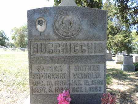 BUCCHICCHID, VERGILIA - Franklin County, Ohio | VERGILIA BUCCHICCHID - Ohio Gravestone Photos