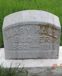BUCHER, MARY - Franklin County, Ohio | MARY BUCHER - Ohio Gravestone Photos