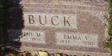 BUCK, CLEMENT M - Franklin County, Ohio | CLEMENT M BUCK - Ohio Gravestone Photos