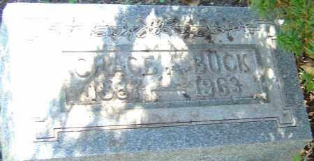 BUCK, GRACE - Franklin County, Ohio | GRACE BUCK - Ohio Gravestone Photos