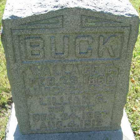 BUCK, LILLIAN - Franklin County, Ohio | LILLIAN BUCK - Ohio Gravestone Photos
