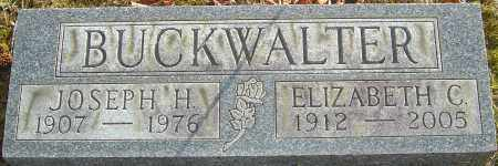 BUCKWALTER, JOSEPH - Franklin County, Ohio | JOSEPH BUCKWALTER - Ohio Gravestone Photos