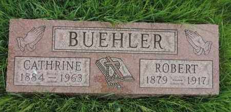 BUEHLER, CATHRINE - Franklin County, Ohio | CATHRINE BUEHLER - Ohio Gravestone Photos