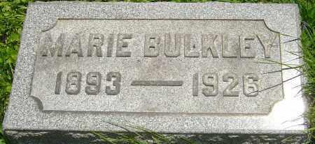 KINTNER BULKLEY, MARTHA MARIE - Franklin County, Ohio | MARTHA MARIE KINTNER BULKLEY - Ohio Gravestone Photos