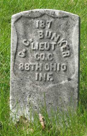 BUNKER, C. C. - Franklin County, Ohio | C. C. BUNKER - Ohio Gravestone Photos