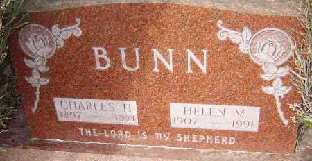BUNN, HELEN M - Franklin County, Ohio | HELEN M BUNN - Ohio Gravestone Photos