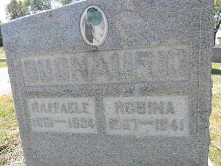 BUONAURIO, ROBINA - Franklin County, Ohio | ROBINA BUONAURIO - Ohio Gravestone Photos