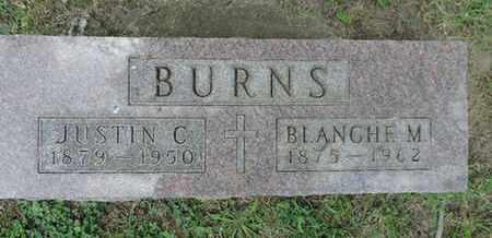 BURNS, BLANCHE M. - Franklin County, Ohio   BLANCHE M. BURNS - Ohio Gravestone Photos