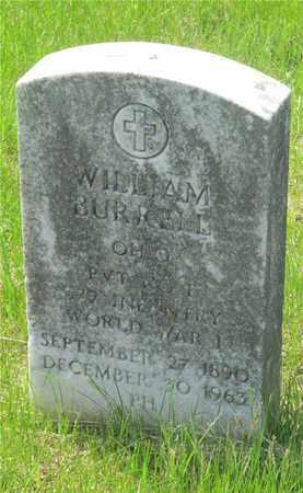 BURRELL, WILLIAM - Franklin County, Ohio | WILLIAM BURRELL - Ohio Gravestone Photos
