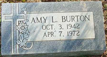BURTON, AMY - Franklin County, Ohio | AMY BURTON - Ohio Gravestone Photos