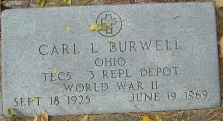 BURWELL, CARL L - Franklin County, Ohio | CARL L BURWELL - Ohio Gravestone Photos