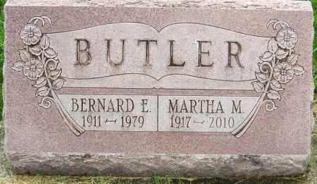 BUTLER, BERNARD E - Franklin County, Ohio   BERNARD E BUTLER - Ohio Gravestone Photos