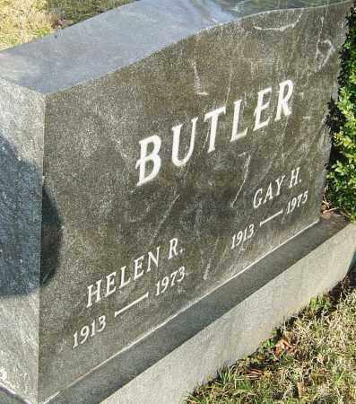 RUSSELL BUTLER, HELEN - Franklin County, Ohio | HELEN RUSSELL BUTLER - Ohio Gravestone Photos