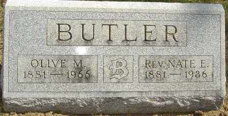 BUTLER, OLIVE M - Franklin County, Ohio | OLIVE M BUTLER - Ohio Gravestone Photos