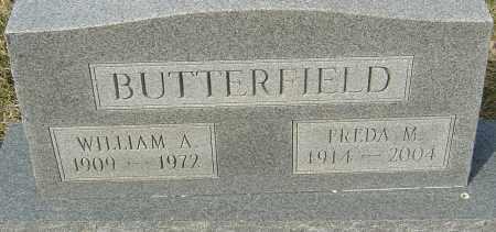 BUTTERFIELD, FREDA - Franklin County, Ohio | FREDA BUTTERFIELD - Ohio Gravestone Photos