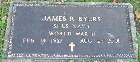 BYERS, JAMES R - Franklin County, Ohio | JAMES R BYERS - Ohio Gravestone Photos