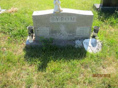 BYROM, MARY L - Franklin County, Ohio | MARY L BYROM - Ohio Gravestone Photos