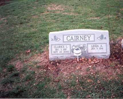 CAIRNEY, CLARICE L. - Franklin County, Ohio | CLARICE L. CAIRNEY - Ohio Gravestone Photos