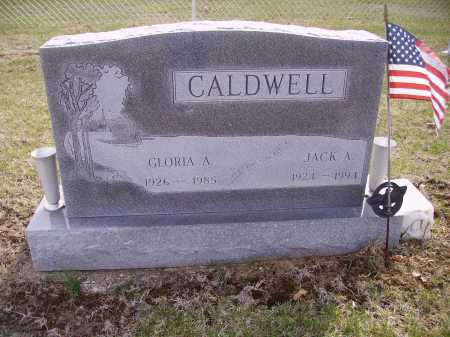 CALDWELL, GLORIA A. - Franklin County, Ohio | GLORIA A. CALDWELL - Ohio Gravestone Photos