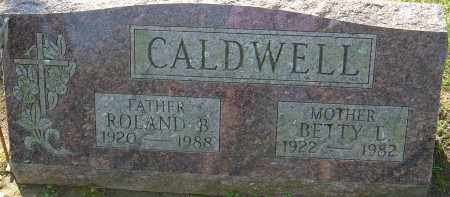 CALDWELL, BETTY L - Franklin County, Ohio | BETTY L CALDWELL - Ohio Gravestone Photos