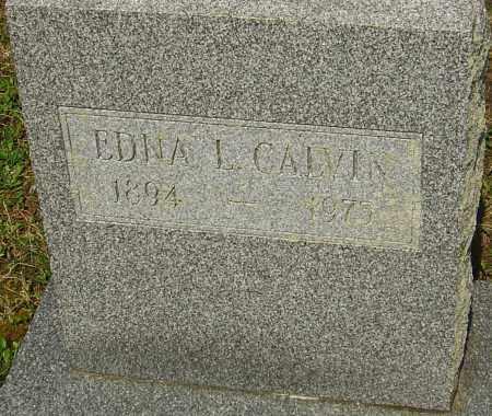 CALVIN, EDNA L - Franklin County, Ohio | EDNA L CALVIN - Ohio Gravestone Photos