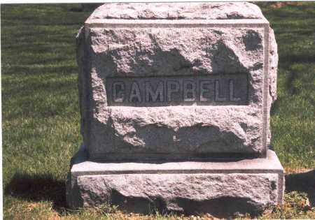 CAMPBELL, EMELINE - Franklin County, Ohio | EMELINE CAMPBELL - Ohio Gravestone Photos