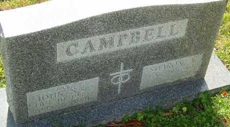 CAMPBELL, JOHN S - Franklin County, Ohio | JOHN S CAMPBELL - Ohio Gravestone Photos