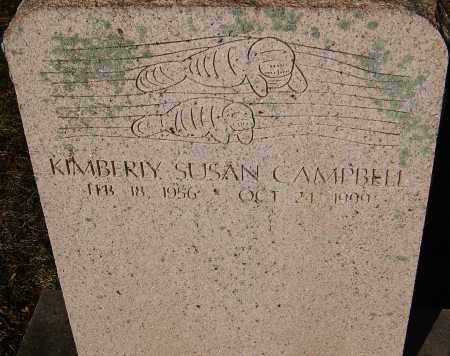 CAMPBELL, KIMBERLY SUSAN - Franklin County, Ohio   KIMBERLY SUSAN CAMPBELL - Ohio Gravestone Photos