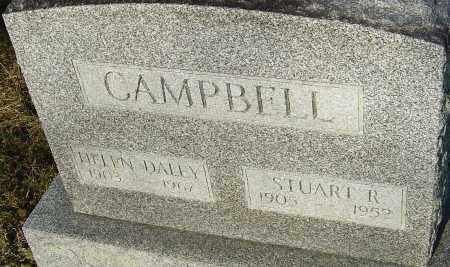 CAMPBELL, HELEN - Franklin County, Ohio | HELEN CAMPBELL - Ohio Gravestone Photos