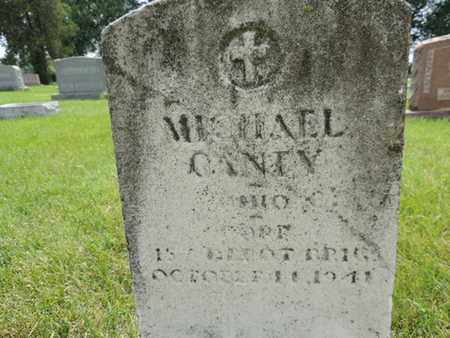 CANTY, MICHAEL - Franklin County, Ohio | MICHAEL CANTY - Ohio Gravestone Photos