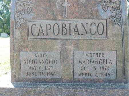 CAPOBIANCO, NICOLANGELO - Franklin County, Ohio | NICOLANGELO CAPOBIANCO - Ohio Gravestone Photos