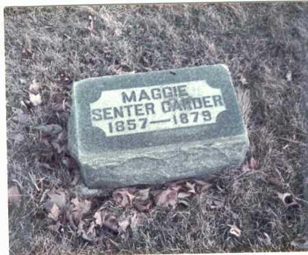 BELLEAVA CARDER, MAGGIE - Franklin County, Ohio | MAGGIE BELLEAVA CARDER - Ohio Gravestone Photos