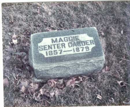 BELLEAVA CARDER, MAGGIE - Franklin County, Ohio | MAGGIE BELLEAVA CARDER - Ohio Gravestone Photos