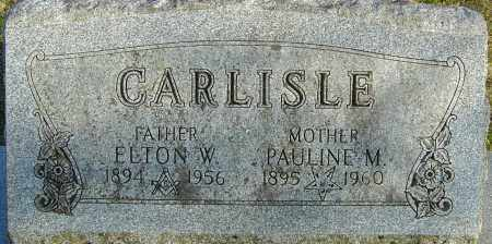 CARLISLE, PAULINE M - Franklin County, Ohio | PAULINE M CARLISLE - Ohio Gravestone Photos