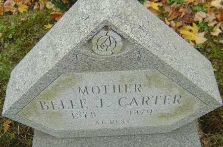 CARTER, BELLE - Franklin County, Ohio | BELLE CARTER - Ohio Gravestone Photos