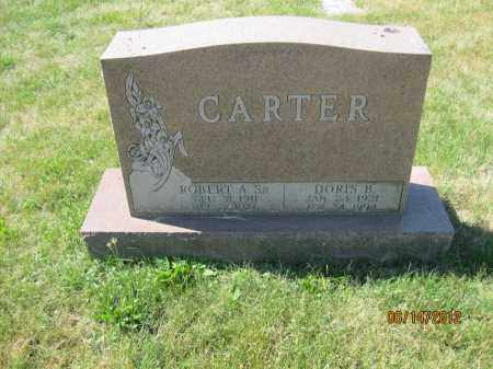 CARTER, DORIS B - Franklin County, Ohio | DORIS B CARTER - Ohio Gravestone Photos