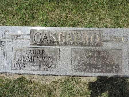 CASBARRO, DOMENICO - Franklin County, Ohio | DOMENICO CASBARRO - Ohio Gravestone Photos